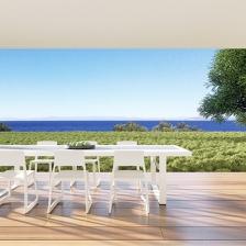 Christakis Oikonomou and Associates, Χρηστάκης Οικονόμου, Θέα θάλασσα, μονοκατοικίες Χαλκιδική, Κατασκευαστική Γλυφάδα Θεσσαλονίκη