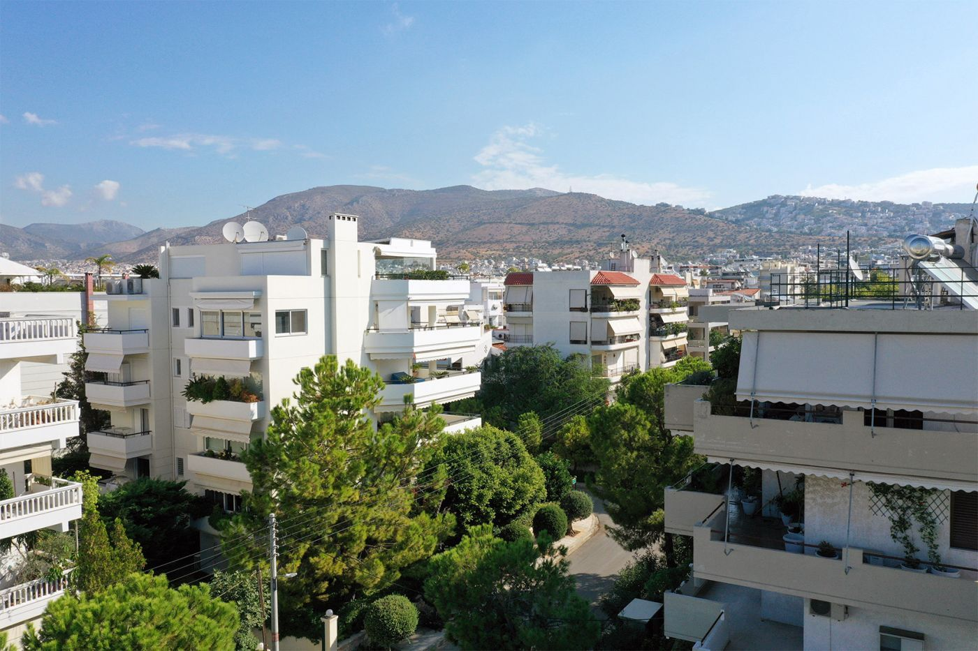 Voula residence, Voula appartments, Glyfada, Greece properties, Christakis and Associates